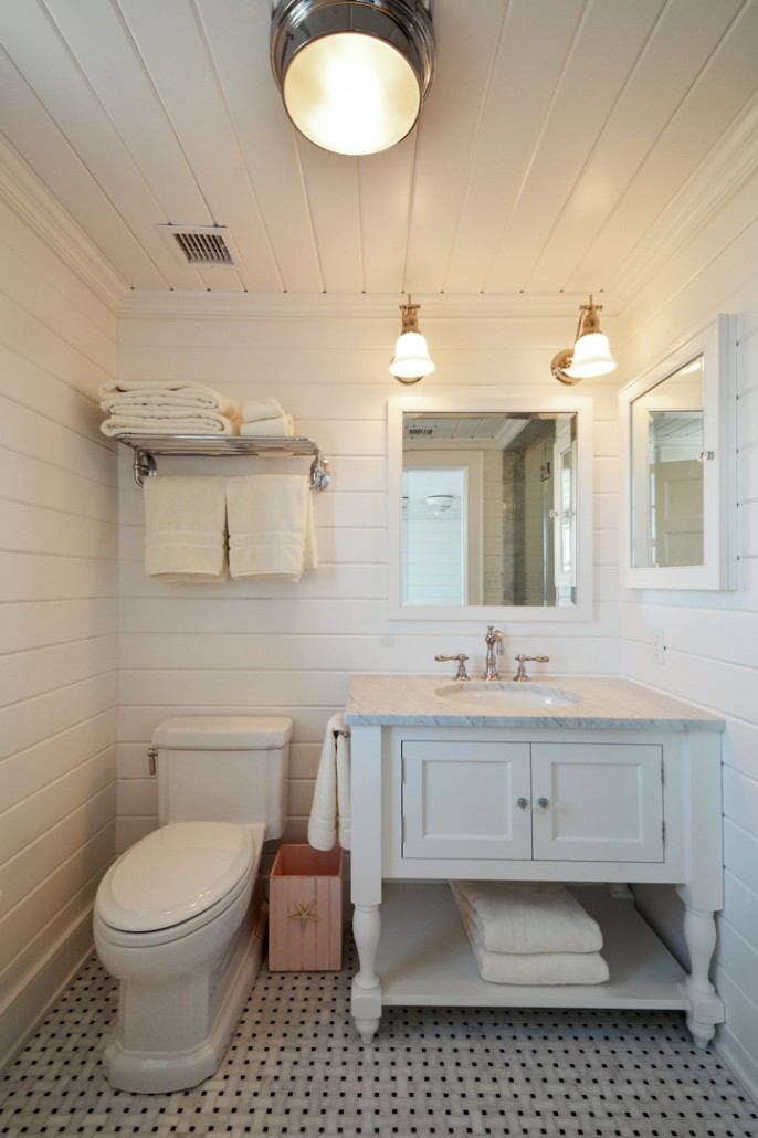 Bathrooms Hamptons Habitat