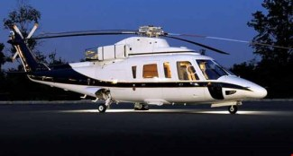 S76 Helicopter
