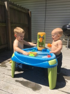 Great day for some water fun!