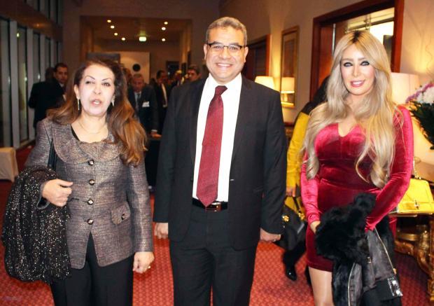 الإعلامية إيمان ابو طالب