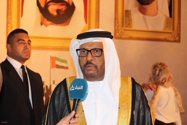 سعادة سفير الإمارات