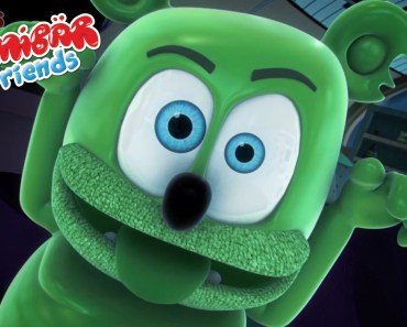 Gummy Bear Show First 5 Episodes = Spooktacular/Hamster In The House/Robo Gummy/Who Ate It/Hiccups - gummy bear show first 5 episodes spooktacularhamster in the houserobo gummywho ate ithiccups