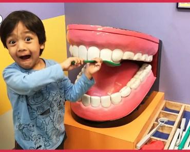 CHILDREN'S MUSEUM Pretend Play! Family Fun for Kids Indoor Play Area Children Activities - childrens museum pretend play family fun for kids indoor play area children activities