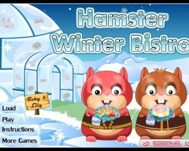 Cooking games: Hamster Winter Bistro - Cooking games for children to play, fun games for kids - cooking games hamster winter bistro cooking games for children to play fun games for kids