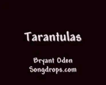 FUNNY SONG FOR HALLOWEEN: Tarantulas - funny song for halloween tarantulas