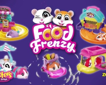 Hamsters in a House Food Frenzy Ultimate Unboxing!   New Cute Toys for Girls - hamsters in a house food frenzy ultimate unboxing new cute toys for girls