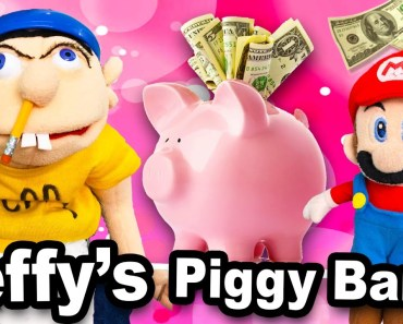 SML Movie: Jeffy's Piggy Bank! - sml movie jeffys piggy bank