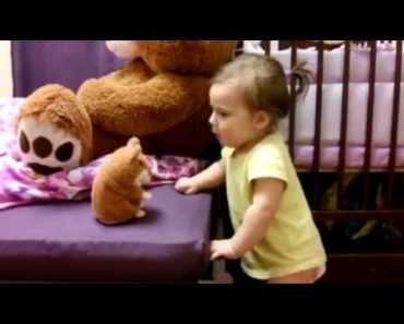 The Perfect Baby Gift - Talking Hamster - the perfect baby gift talking hamster