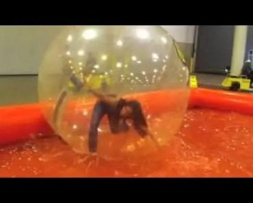 Melissa Bachman- Human Hamster Ball- FUNNY! - 1511363076 melissa bachman human hamster ball funny