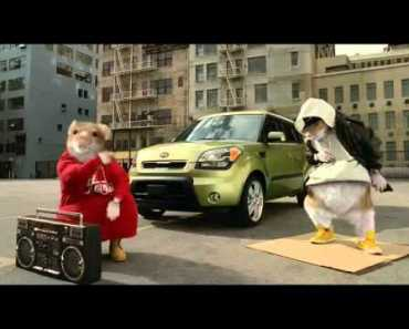 2010 Kia Soul Hamster Commercial - Black Sheep Kia Hamsters - 2010 kia soul hamster commercial black sheep kia hamsters