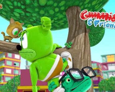 "Gummy Bear Show 10""KITTEN UP A TREE"" Gummibär And Friends - gummy bear show 10kitten up a tree gummibar and friends"