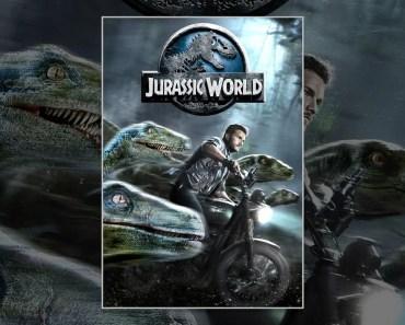 Jurassic World - jurassic world