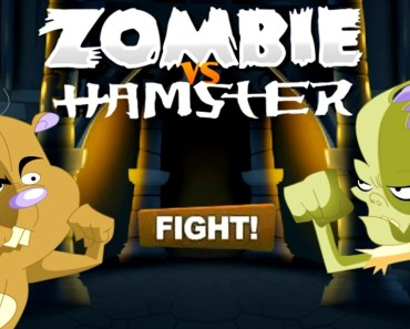 Zombie vs Hamster - Games For Kids To Play Android Gameplay Funny Videos Sport Game - zombie vs hamster games for kids to play android gameplay funny videos sport game