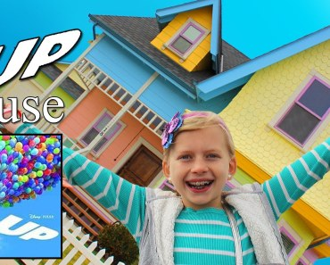 IT'S THE UP HOUSE! - its the up house