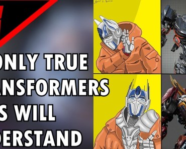 Only True Transformers Fans Will Find It Funny - only true transformers fans will find it funny