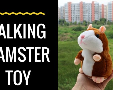 Talking Hamster Toy Review | best toy for babies - talking hamster toy review best toy for babies