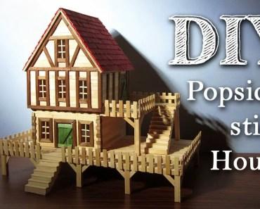 Como fazer uma casinha de palitos para hamster | AnimalPetFans - como fazer uma casinha de palitos para hamster animalpetfans