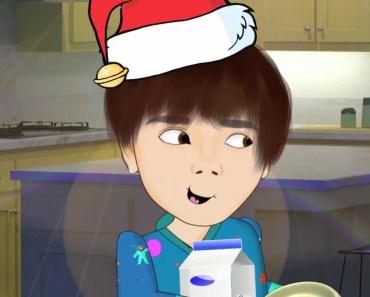 Funny Cat Cartoon With Ryan - funny cat cartoon with ryan