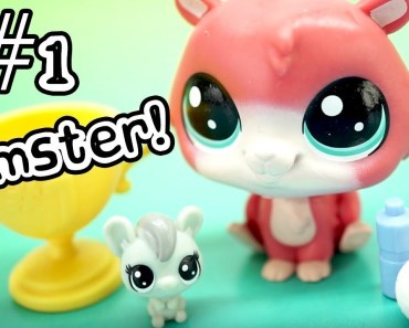 LPS - BEST HAMSTER EVER!! UNBOXING - lps best hamster ever