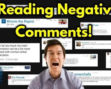 Quantum Reads Negative Comments| Funny Parody Clips included! - quantum reads negative comments funny parody clips included