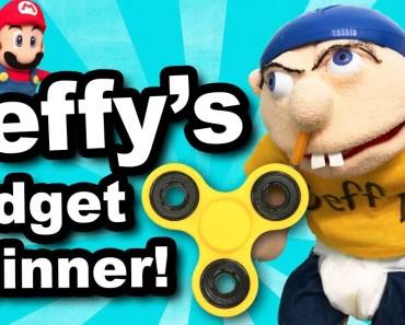 SML Movie: Jeffy's Fidget Spinner! - sml movie jeffys fidget spinner