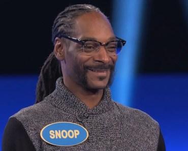 Snoop Dogg's CRAZY Fast Money! | Celebrity Family Feud | OUTTAKE - snoop doggs crazy fast money celebrity family feud outtake