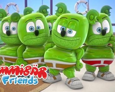 "Gummy Bear Show 3 ""ROBO GUMMY"" Gummibär And Friends - gummy bear show 3 robo gummy gummibar and friends"