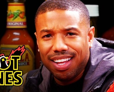 Michael B. Jordan Gets Knocked Out By Spicy Wings | Hot Ones - michael b jordan gets knocked out by spicy wings hot ones