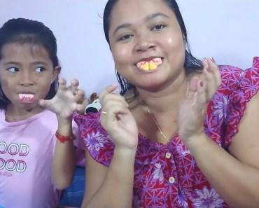Mainan Anak Gigi Palsu Siapa Yang paling Seram dan Lucu - kids funny challenge - mainan anak gigi palsu siapa yang paling seram dan lucu kids funny challenge
