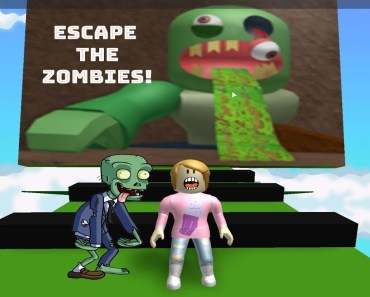 Roblox Escape The Zombies With Molly! - roblox escape the zombies with molly