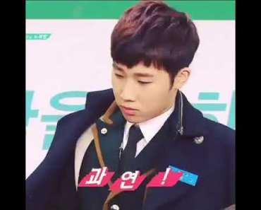 Sunggyu - Scary Leader Funny Moment - sunggyu scary leader funny moment