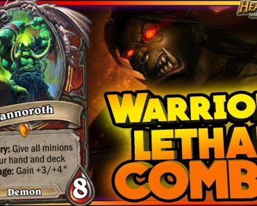 WARRIOR LETHAL COMBO & WTF Moments - Hearthstone Funny Rng Moments - warrior lethal combo wtf moments hearthstone funny rng moments