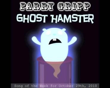 Ghost Hamster - Parry Gripp - ghost hamster parry gripp