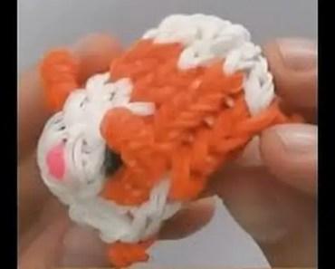 Hamster or guinea pig on the forks of gum! Rainbow Loom Bands - hamster or guinea pig on the forks of gum rainbow loom bands