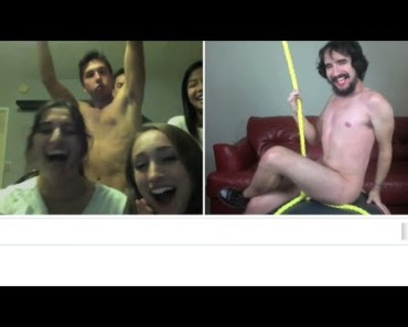 Miley Cyrus - Wrecking Ball (Chatroulette Version) - miley cyrus wrecking ball chatroulette version