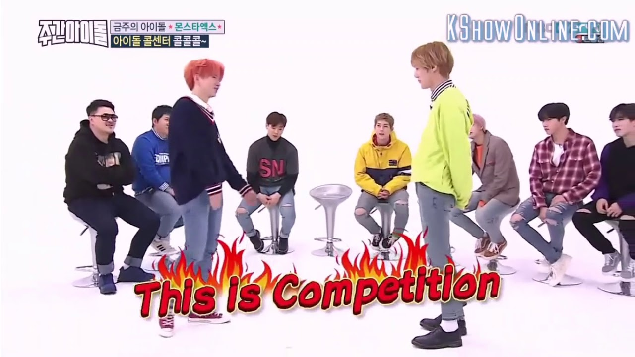 Monsta X Funny Moment Minhyuk Kihyun And Hyungwon Freestyle Rap Battle Weekly Idol Engsub Hamster Care Sheet Guide How To Care For Your Hamster