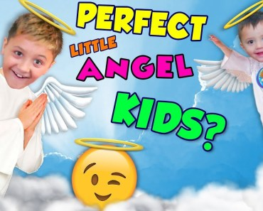 NOT SO PERFECT LITTLE ANGELS! (FUNNEL VISION Vlog) - not so perfect little angels funnel vision vlog