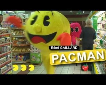 PAC MAN (REMI GAILLARD) - pac man remi gaillard