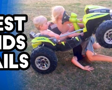 THESE are the FUNNIEST KIDS! May 2018 - The Best Fails Comp - these are the funniest kids may 2018 the best fails comp