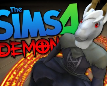 TRAPPING THE DEMON - The Sims 4 Funny Story #6 - trapping the demon the sims 4 funny story 6