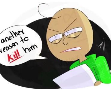 When Baldi Grades your paper - by fanshine-zero - when baldi grades your paper by fanshine zero
