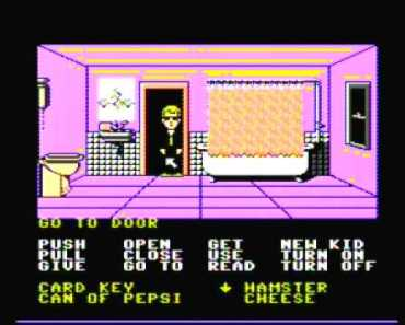 Great Videogame Moments - Microwaving Weird Ed's Hamster (Maniac Mansion NES) - great videogame moments microwaving weird eds hamster maniac mansion nes