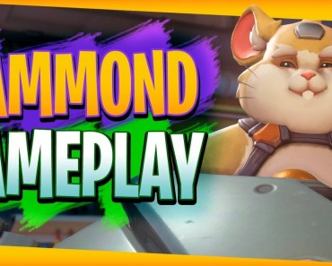 Hammond (Wrecking Ball) Gameplay! - Overwatch - hammond wrecking ball gameplay overwatch