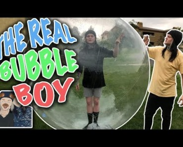 HUMAN HAMSTER IN THE LARGEST ZORB BALL! (*FUNNY*) - human hamster in the largest zorb ball funny