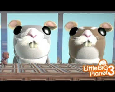 LittleBIGPlanet 3 - Hamsters Life [WOLF191919] - Playstation 4 Gameplay - littlebigplanet 3 hamsters life wolf191919 playstation 4 gameplay