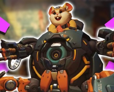 Overwatch - HERO 28 REVEALED!!! Hammond is a Hamster! - overwatch hero 28 revealed hammond is a hamster