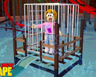 Roblox Escape The Waterpark Obby With Molly! - roblox escape the waterpark obby with molly