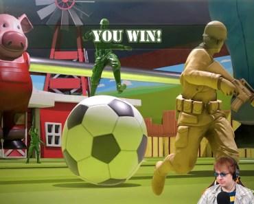 The Mean Greens: Plastic Warfare: MOVE THAT HAMSTER! - the mean greens plastic warfare move that hamster
