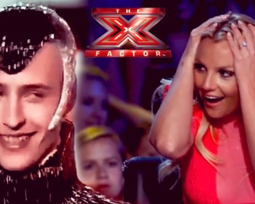 X-Factor - If Vitas Surprised Britney [Audition] - x factor if vitas surprised britney audition
