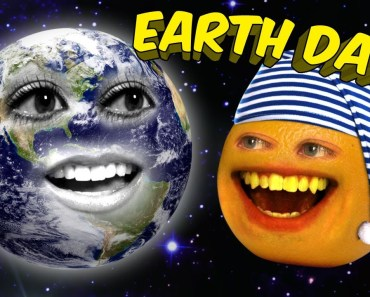 Annoying Orange - Earth Day - annoying orange earth day